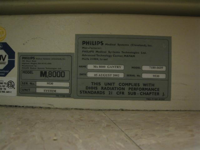 Philips MX8000 Quad 4 slice