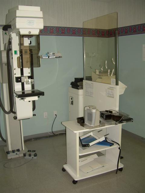 Bennett Contour Mammograph Mammography used medical equipment