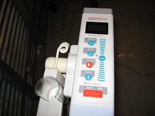 Medrad ENVISION CT Injector