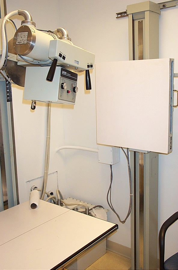 Tingle Radiographic  Room